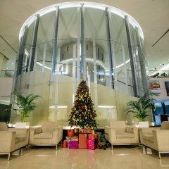 Отель JetQuay Suites Сингапур интерьер отеля
