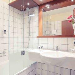 Отель Mercure Westbahnhof Вена ванная