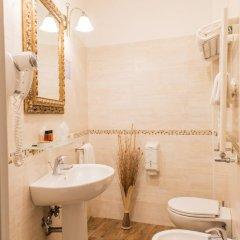 Отель Pantheon Inn Италия, Рим - 1 отзыв об отеле, цены и фото номеров - забронировать отель Pantheon Inn онлайн ванная фото 3