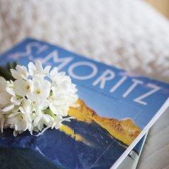 Отель Europa -St. Moritz Швейцария, Санкт-Мориц - отзывы, цены и фото номеров - забронировать отель Europa -St. Moritz онлайн удобства в номере фото 2