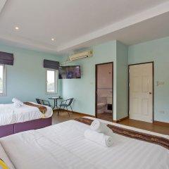 Отель Jomtien Sea Villa комната для гостей фото 3