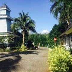 Отель A Little Villa Краби парковка
