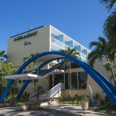 Отель Gran Caribe Club Atlantico детские мероприятия