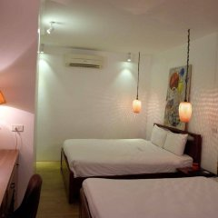 Gecko Hotel комната для гостей фото 3