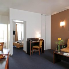 Отель Aparthotel Adagio access Paris Philippe Auguste Франция, Париж - отзывы, цены и фото номеров - забронировать отель Aparthotel Adagio access Paris Philippe Auguste онлайн комната для гостей фото 4