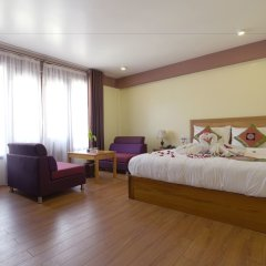 The Mountaineer Hotel комната для гостей фото 4