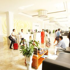 Отель Thanh Binh Riverside Hoi An Вьетнам, Хойан - отзывы, цены и фото номеров - забронировать отель Thanh Binh Riverside Hoi An онлайн интерьер отеля фото 2