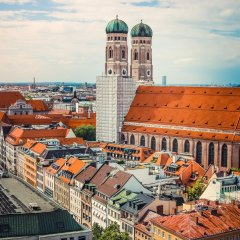 Отель Hauser An Der Universitaet Мюнхен