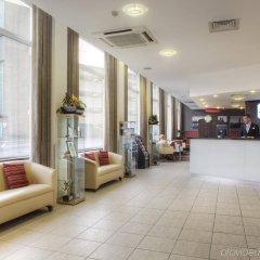 Отель Holiday Inn Express Glasgow Theatreland интерьер отеля фото 2