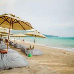 Отель Swissotel Phuket Камала Бич пляж