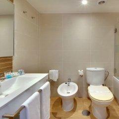 Отель Alba Португалия, Монте-Горду - отзывы, цены и фото номеров - забронировать отель Alba онлайн ванная фото 2