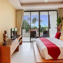Отель Beach Republic, Koh Samui комната для гостей