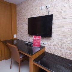 Отель ZEN Rooms Sukhumvit 11 удобства в номере