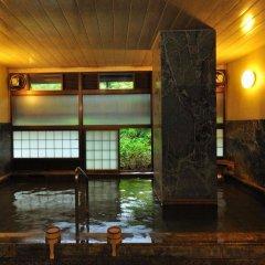Отель Yamabiko Ryokan Минамиогуни бассейн
