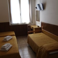 Отель Albergo Villalma Римини комната для гостей фото 4