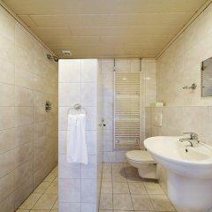 Отель Fletcher Landgoedhotel Renesse Нидерланды, Ренессе - отзывы, цены и фото номеров - забронировать отель Fletcher Landgoedhotel Renesse онлайн ванная