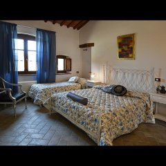 Отель Antico Casale Италия, Сан-Джиминьяно - отзывы, цены и фото номеров - забронировать отель Antico Casale онлайн комната для гостей