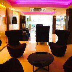 Отель Icheck Inn Nana Бангкок интерьер отеля