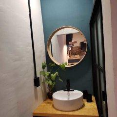 Отель Hermila Tlalpan Suites Мехико удобства в номере фото 2