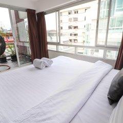 Апартаменты Bangkok Two Bedroom Apartment Бангкок комната для гостей фото 3