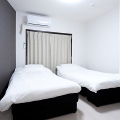 Отель Aruko Residence Tenjin Minami Фукуока комната для гостей фото 4