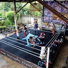 Отель Sor Vorapin Muay Thai Home Бангкок детские мероприятия