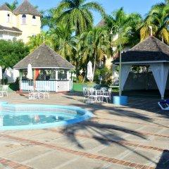 Отель Beach One Bedroom Suite C15 бассейн фото 3