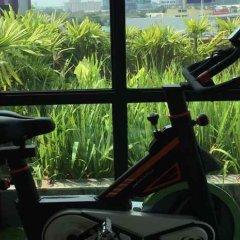 Отель NARRA Бангкок фитнесс-зал фото 4