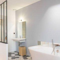 Отель MiHotel Франция, Лион - отзывы, цены и фото номеров - забронировать отель MiHotel онлайн ванная фото 2
