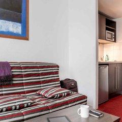 Отель Aparthotel Adagio Access La Villette Париж комната для гостей