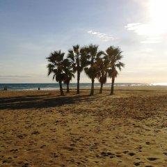 Отель Camping Vendrell Platja пляж