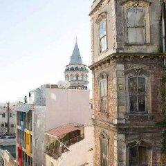 Отель Galata Life Istanbul городской автобус