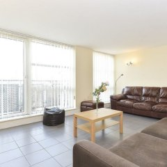 Апартаменты Glorious City Apartments комната для гостей фото 4
