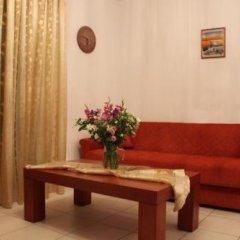 Отель Glyfada Gorgona Apartments Греция, Корфу - отзывы, цены и фото номеров - забронировать отель Glyfada Gorgona Apartments онлайн комната для гостей фото 5