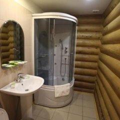 Арт-Эко-отель Алтай Бийск ванная фото 2