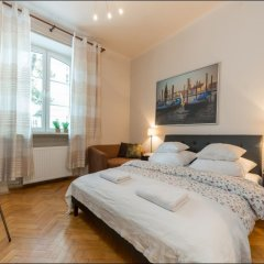 Апартаменты Miodowa Apartment Old Town Варшава комната для гостей фото 2