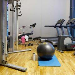 Отель Scandic Byporten Осло фитнесс-зал фото 2
