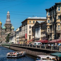 Апартаменты Home4day Apartment on Griboyedov Canal