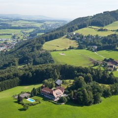 Отель Schoene Aussicht Зальцбург спа