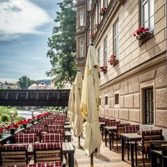 Hotel Dvorak Cesky Krumlov Чешский Крумлов помещение для мероприятий фото 2