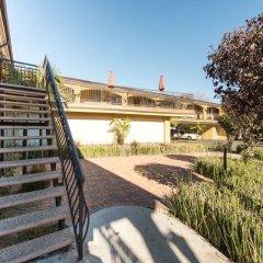 Отель Rodeway Inn Near La Live Хантингтон-Парк балкон