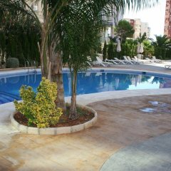 Отель Apartamentos Esmeralda Suites бассейн фото 3
