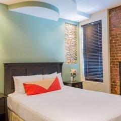 Отель Broadway Hotel & Hostel США, Нью-Йорк - отзывы, цены и фото номеров - забронировать отель Broadway Hotel & Hostel онлайн комната для гостей фото 5
