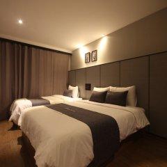 Отель 2U Guesthouse Сеул комната для гостей
