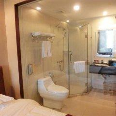 Отель Shenzhen Hongbo Hotel Китай, Шэньчжэнь - отзывы, цены и фото номеров - забронировать отель Shenzhen Hongbo Hotel онлайн ванная