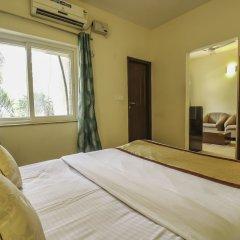 Апартаменты OYO 11729 Home Modern Studio Arpora Гоа комната для гостей