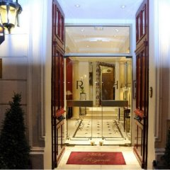 Отель Le Regence Париж фитнесс-зал
