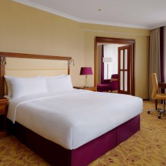 Гостиница Марриотт Москва Ройал Аврора комната для гостей фото 4