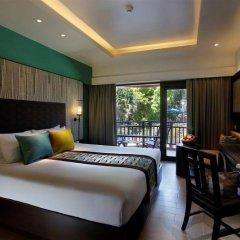 Patong Merlin Hotel 4* Стандартный номер с различными типами кроватей фото 6