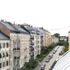 Апартаменты Frogner House Apartments - Riddervoldsgate 10 балкон